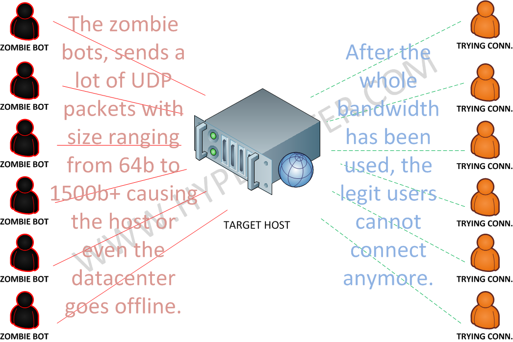 UDP Attack (Flood)