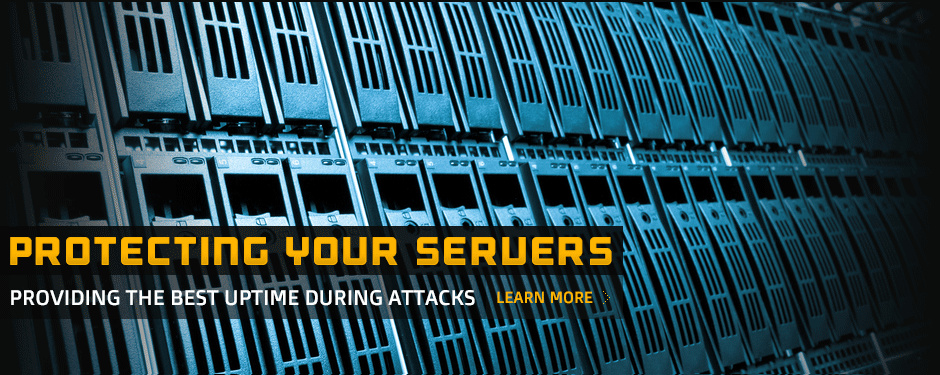 HyperFilter DDoS Protected Dedicated Servers
