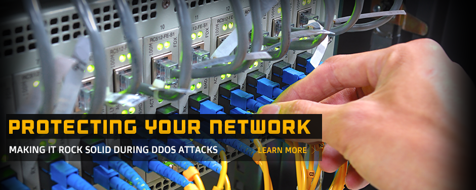 HyperFilter DDoS Protected IP Transit